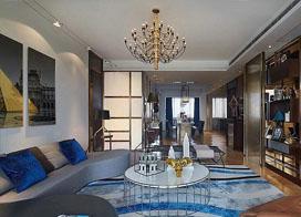 简约风格三室两厅装修案例,这套房子竟然花了25W~