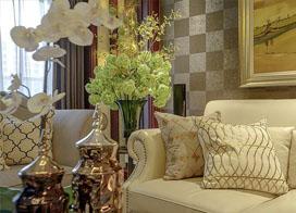 160平方现代美式家居装修案例,只能羡慕!
