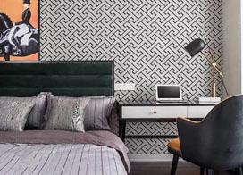 卧室书桌设计图片欣赏