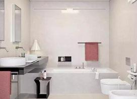 卫生间装修效果图,总有一款适合你的家!