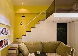 小户型loft装修效果图 小户型loft的优雅生活