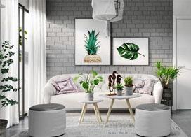 漂亮客厅装修图