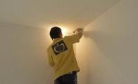 粉刷墙壁时刮几层腻子好?