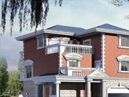 别墅外墙砖效果图,让你享受高品质家居装修