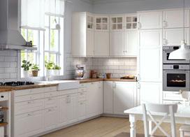 宜家整体厨房装修效果图