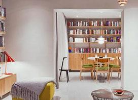 22平现代简约双人公寓,岁月静好就是这个样子吧