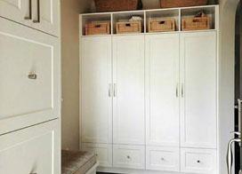儲物柜效果圖,讓物品有地方存放