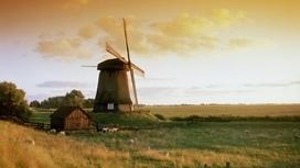 唯美浪漫乡村田园风光图片,适合养老的地方!