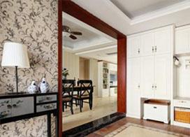 美式風格精致室內裝修效果圖欣賞