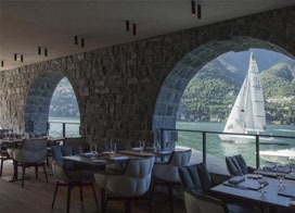 意大利度假酒店设计实景效果图