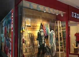 7张男装橱窗陈列图片,提高顾客到店率