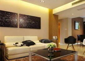 8款客厅装饰画图片,各色样式随你选!