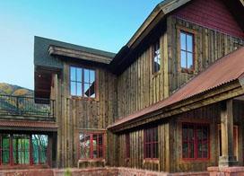 高档豪华木结构别墅图片赏析