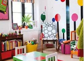 18张幼儿园小班墙面布置效果图片欣赏