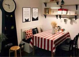 让餐桌变好看,10款餐桌桌布图片展示