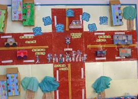 20张幼儿园主题墙饰图片,供老师参考