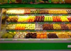 一组超市商品陈列图片展示