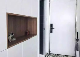 64㎡两居室小户型装修效果图大全
