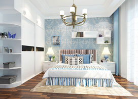 8张主卧室装修效果图展示