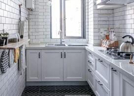 好看的家装厨房设计效果图欣赏