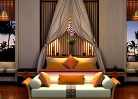 巧用软装,东南亚家居饰品装饰图展示