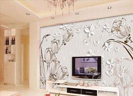 新出炉的3D电视立体背景墙设计,有你喜欢的效果图吗?