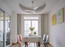 一组好看的家装餐厅设计效果图