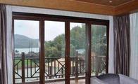 红橡树门窗的铝木门窗做的怎么样?