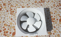 厨房换气扇安装步骤及使用注意事项
