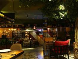 西餐厅效果图集,高端大气,不脱俗