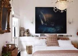 12款床头背景墙装修效果图,提升卧室颜值好的选择