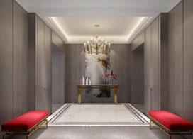 别墅现代风格,低调奢华装修图片欣赏