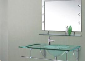 一组玻璃洗手盆效果图片