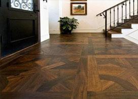 一組竹木地板圖片展示