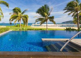 三亚知名亚龙湾圣瑞吉斯度假酒店图片欣赏