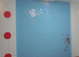 雅居仕液體壁紙效果圖片欣賞