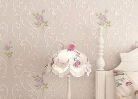 卧室家装墙纸大全,壁纸装修效果图展示