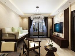 89㎡两室两厅设计,空间大有格调,气派得很