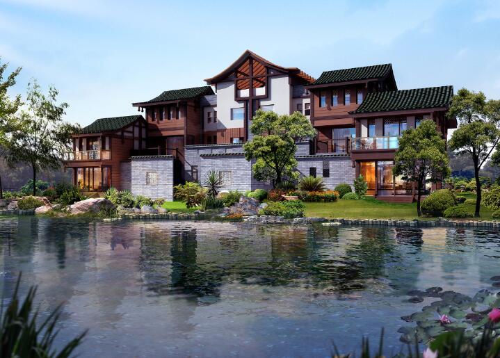 贵州乡间别墅图片