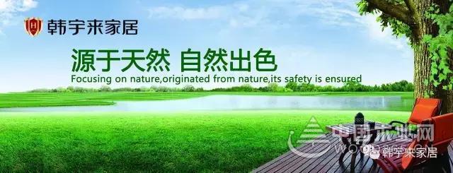 环保真性情,韩宇来板材
