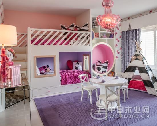 儿童房装修3个关键点 板材十大品牌带你打造完美儿童房