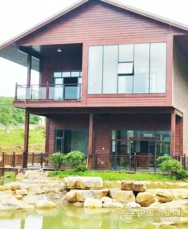 贵州兴贵恒远——安顺木结构建筑项目最新进展-中国