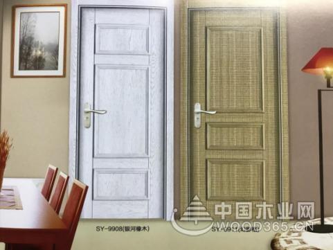 世扬木门:精工传承经典,细节凸显品质