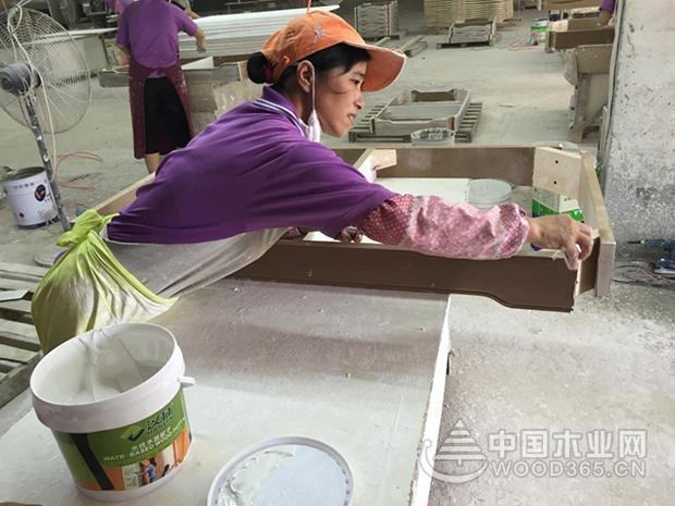 汉林水性腻子蓄势待发,即将亮相2017中国广东家具材料展