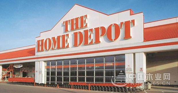 兔宝宝地板成功进入全球最大的建材连锁超市Homedeport