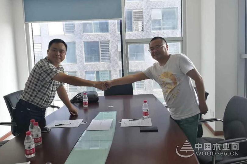 鹏森缘板材四川成都运营中心正式开始招商