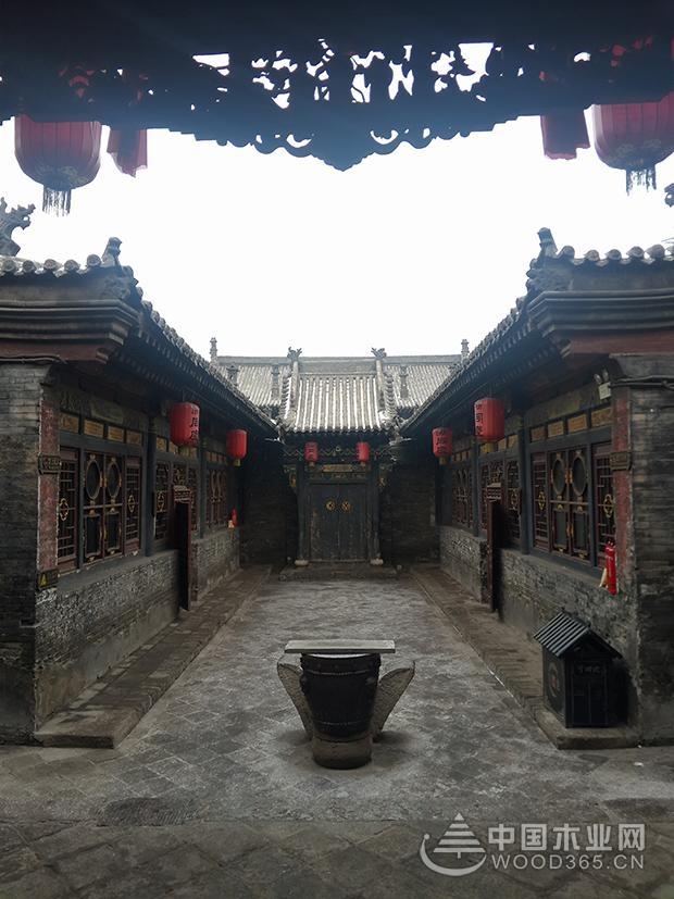 怡黄尊宝娱乐晋商文化之行——访山西平遥古城