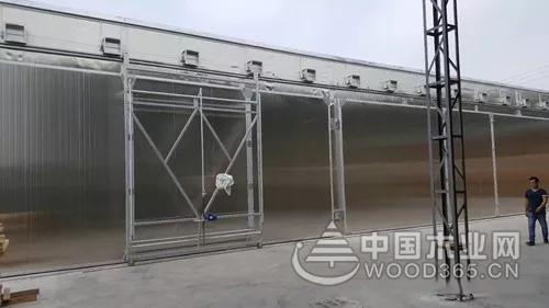 正立干燥设备:木材烘干机设备,采用什么热源最节能?