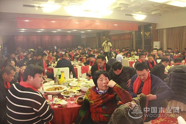 2018年山东峰泰(康贝德)集团迎新年会盛典隆重举行