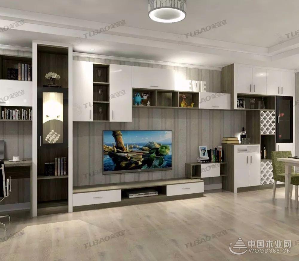 兔宝宝科技木衣柜将在2018广州展会惊艳亮相,邀您共赏!